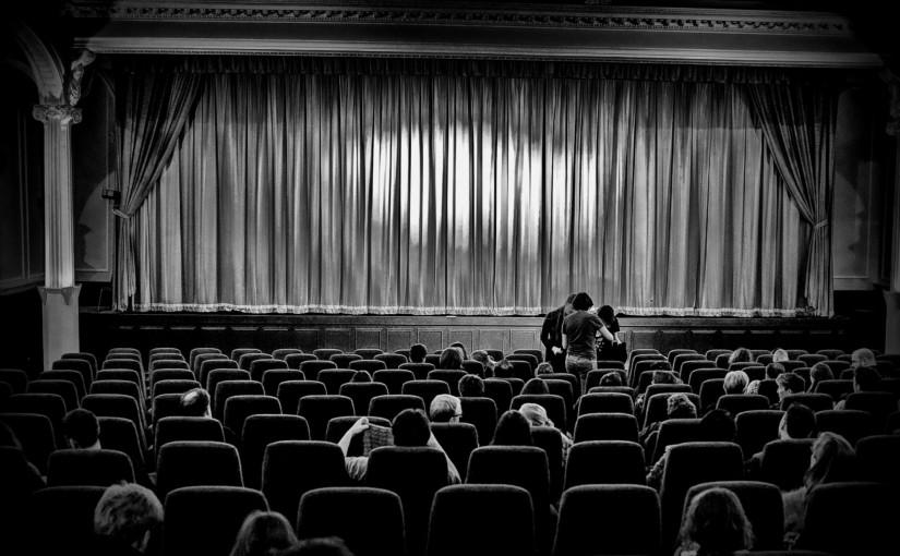 Dark Edinburgh Cinema